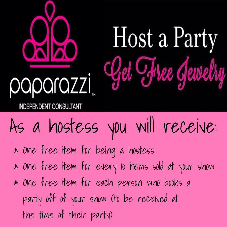 Host a paparazzi party with paparazzi by latanya stuff for Hosting a party at home